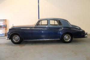 STUNNING ROLLS ROYCE SILVER CLOUD 11 1962 SUPERB ORIGINAL CONDITION