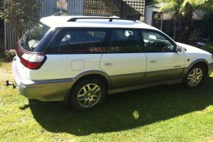 Subaru Outback Limited 1999 4D Wagon 4 SP Automatic 2 5L Multi Point F INJ