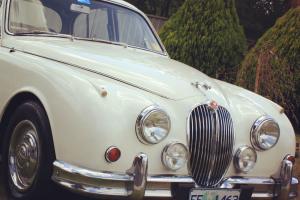 1964 Jaguar Mark 2 3 4LITER 3 Speed Auto OLD English White MK 2 MK II TWO in Hillside, VIC