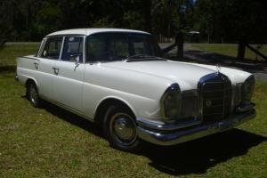 Mercede Benz 230 S 1966 4D Sedan 4 SP Manual 2 3L Twin Carb in Taree, NSW