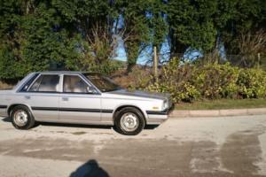 Nissan Laurel 1.8 C32 - Beautiful classic / retro JDM - Fresh Import