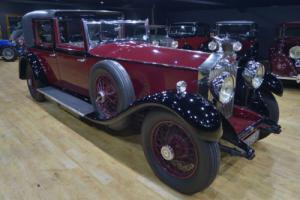 1930 Rolls Royce Phantom II Hooper Sedanca.