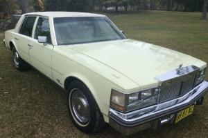 Cadillac 1976 Seville Excellent Condition Full Rego NOT Chev Holen OR Ford in Woolgoolga, NSW