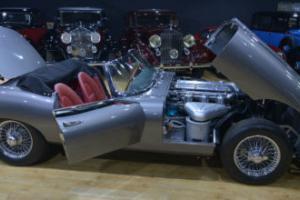 1964 Jaguar E type Series 1 3.8 roadster.