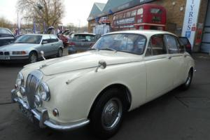 1968 DAIMLER V8 AUTO STARTS AND DRIVES NEEDS A LITTLE TLC EXCELLENT PROJECT