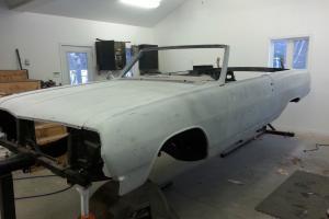 Chevrolet : Chevelle True SS conv