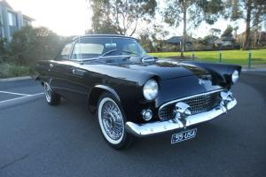 Ford Thunderbird 1955 Tbird Immaculate Condition ALL Restored TO Original in Bentleigh, VIC
