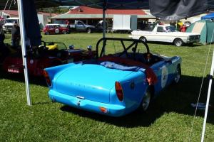 Sunbeam Alpine Vintage Race CAR
