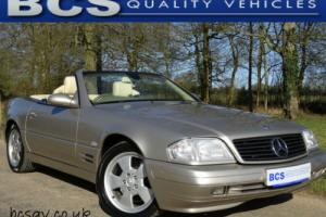 1998 S Mercedes-Benz SL280 Automatic Roadster