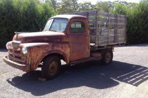 Dodge Fargo Truck in Richmond, NSW