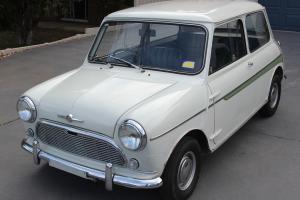 Morris Mini 850 1963 CAR Classic in Ulladulla, NSW