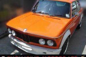 BMW 2002 Tii Look Restomod Left Hand Drive LHD