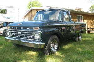 Ford : Other Pickups Custom Cab