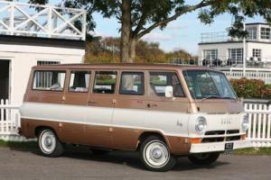 1969 Dodge A108 Window Van