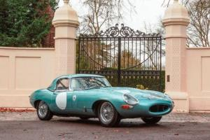 1964 Jaguar E-Type Series I Roadster Competition