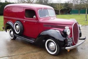 1938 Fordson V8 Panel Van