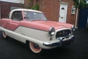 1957 Nash Metropolitan Series III