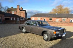 BENTLEY MULSANNE S 1988 PX BEAUTIFUL CONDITION THROUGHOUT