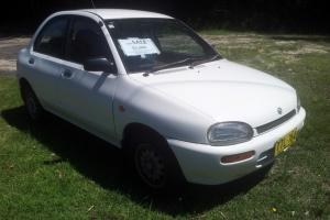 Mazda 121 Sedan 5SP Manual 1995 in Gosford, NSW Photo