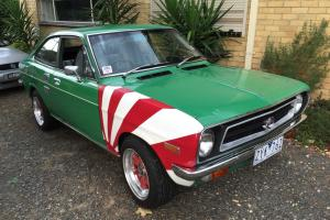 Datsun 1200 Deluxe 1973 2D Coupe 4 SP Manual 1 2L Carb in Belgrave, VIC