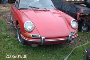 Porsche : 912