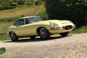 1968 Jaguar E-Type Series I Fixedhead Coupé