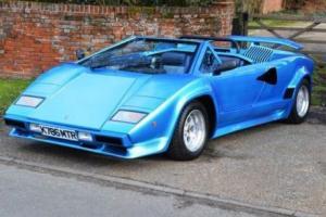 1993 Lamborghini Countach Recreation by ABS
