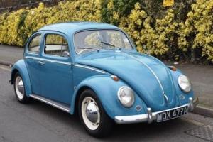 1963 Volkswagen Beetle 1500
