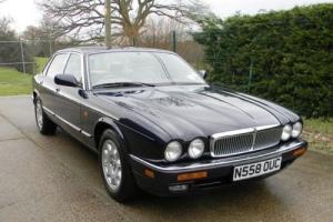 1995 Jaguar Sovereign Saloon