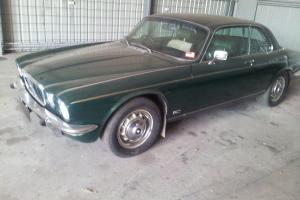 XJC Jaguar 4 2L Coupe 1977 in Harden, NSW