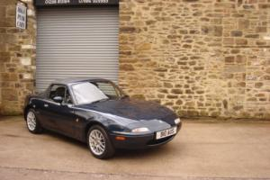 1997 PRIVATE PLATE MAZDA MX5 1.8 DAKAR EDITION 85601 MILES NO 127 OF 400.