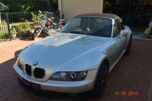 BMW Z3 2 2 2001 2D Roadster 5 SP Manual 2 2L Multi Point F INJ in Queanbeyan, NSW