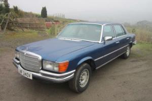 1980 MERCEDES-BENZ 450SEL AUTO (blue)