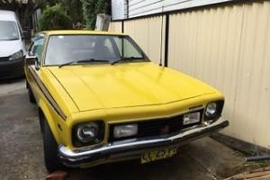 Holden Torana Hatchback 6CYL Auto Factory AIR 5mths Rego Photo