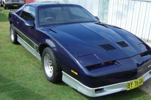 Pontiac Fire Bird Transam 1985
