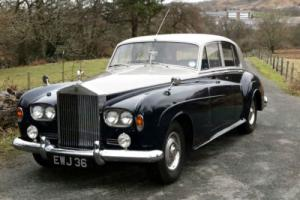 1963 Rolls-Royce Silver Cloud III SEV257
