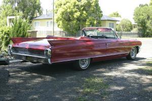 Cadillac Convertable Eldorado 1962 in Casino, NSW