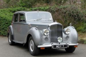 1952 Bentley MK VI Big Bore Small Boot B218NZ