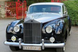 1958 Rolls-Royce Silver Cloud I SFE237