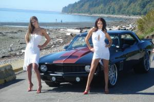 Chevrolet : Camaro CUSTOM / ALTERED