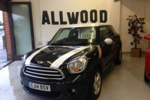 Mini Mini Paceman 1.6 ( 122bhp ) ( Chili ) Auto 2013MY Cooper ONLY 3000 MILES
