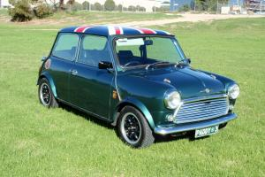 Morris Mini Cooper S – Limited Edition 1974 Paddy Hopkirk Rally Special Photo
