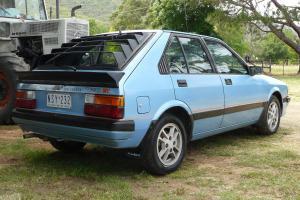 1984 Nissan Pulsar Hatchback