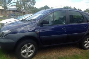 Renault 4x4 ALL Wheel Drive 2003 LOW KS Cheap in Wendouree, VIC