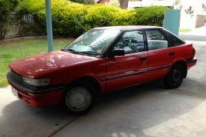 Toyota Corolla CS Seca 1991 5D Liftback 3 SP Automatic 1 6L Carb in Melbourne, VIC