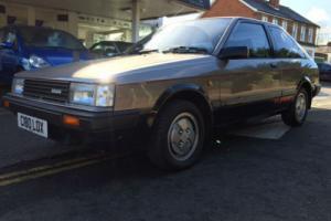 1986 Nissan Cherry 1.5 Turbo 89,000 MILES - ULTRA RARE - EVERY MOT - FSH Photo