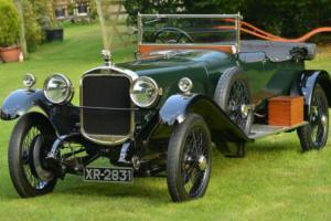 1924 Sunbeam 24/60 4.5 litre Tourer.