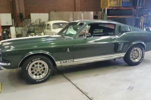 1968 Ford Mustang Shelby GT350 Clone
