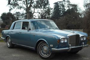 BENTLEY T1 Rolls Royce 1971 Tax Free New MOT Have to sell, No room.