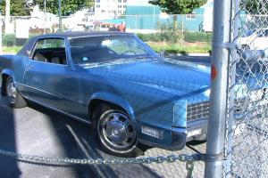 Cadillac : Eldorado Base Hardtop 2-Door Photo